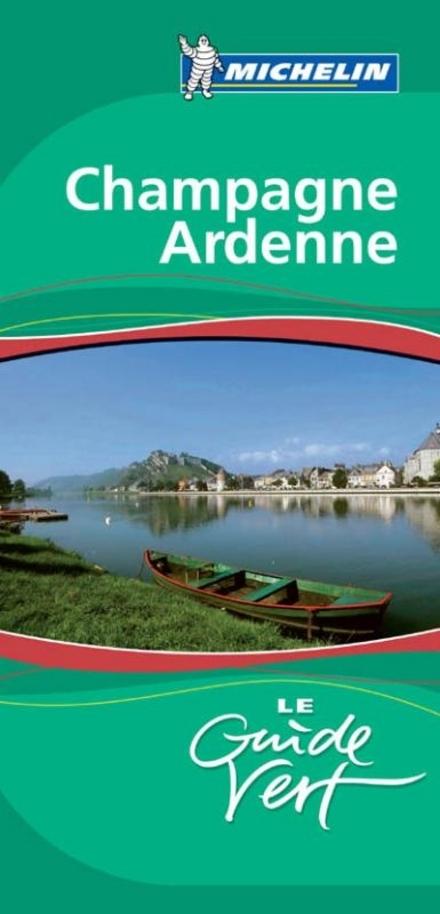 Champagne, Ardenne
