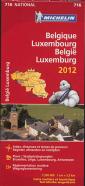 Belgique, Luxembourg