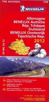 Allemagne, Benelux, Autriche, Rép. tchèque