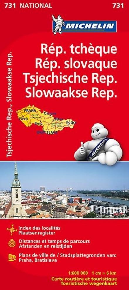 Rép. Tchèque, Rép. Slovaque
