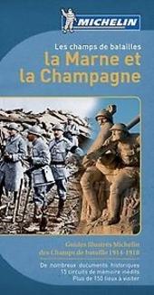 Les champs de bataille : La Marne et la Champagne