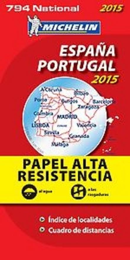 Espana, Portugal