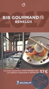Michelin gids Bib Gourmand Benelux 2017