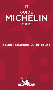 Michelin gids België, Luxembourg 2018