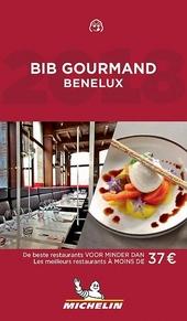 Michelin gids Bib Gourmand Benelux 2018