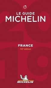Le guide Michelin France 2019 : restaurants & hôtels