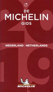 Michelin gids Nederland 2019
