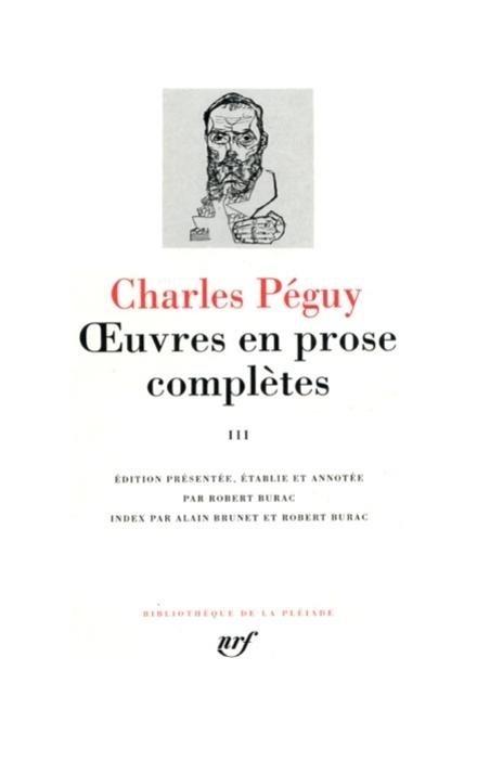 Oeuvres en prose complètes. III, 1909-1914
