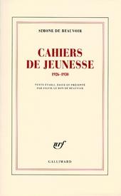 Cahiers de jeunesse 1926-1930