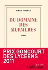 Du domaine des Murmures : roman