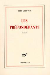 Les prépondérants : roman