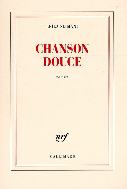 Chanson douce : roman