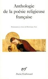 Anthologie de la poésie religieuse française