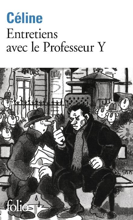 Entretiens avec le professeur Y