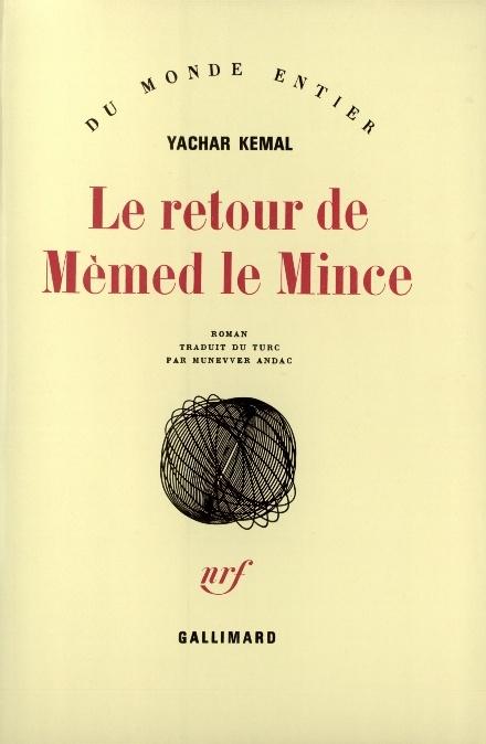 Le retour de Mémed le Mince