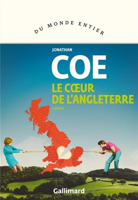 Le coeur de l'Angleterre : roman