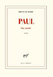 Paul : une amitié : récit