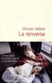 La renverse : roman