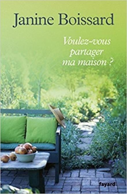 Voulez-vous partager ma maison? : roman
