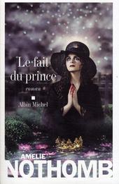 Le fait du prince : roman