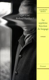 La septième fonction du langage : roman