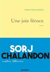 Une joie féroce : roman