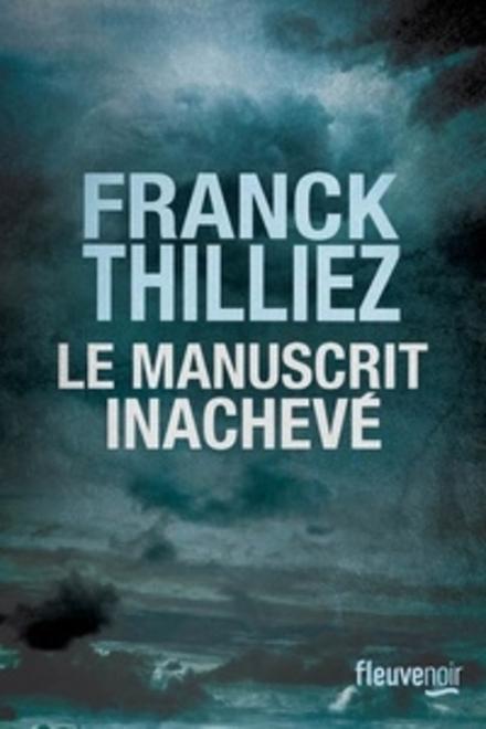 Le manuscrit inachevé - Een schrijver daagt ons uit : los jij het raadsel op ?