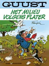 Het milieu volgens Flater : carrière van een flateraar die bezeten is van het groene gedachtegoed