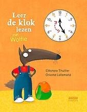 Leer de klok lezen met Wolfie