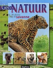 De dieren van de savanne