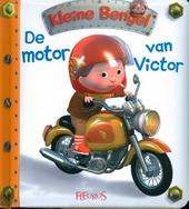 De motor van Victor