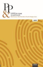 GDPR in vraag en antwoord
