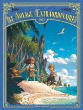 Le voyage extraordinaire. Tome 5, Les îles mystérieuses 2/3