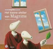 Het kleine atelier van Magritte