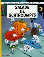 Salade de Schtroumpfs