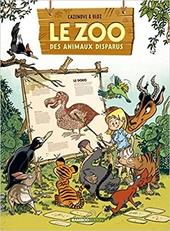 Le zoo des animaux disparus