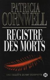 Registre des morts : roman