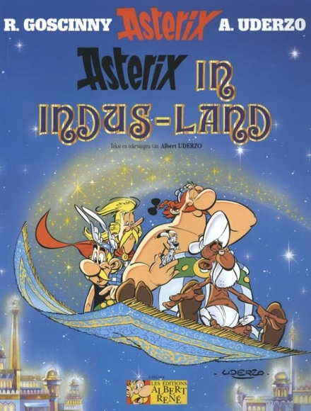 Asterix in Indus-land