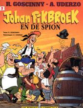 Johan Pikbroek en de spion