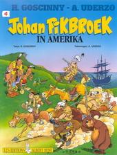 Johan Pikbroek in Amerika