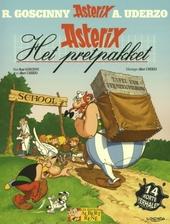 Het pretpakket : veertien korte verhalen van Asterix