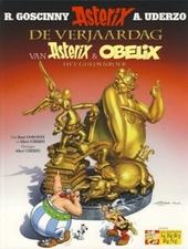 De verjaardag van Asterix & Obelix : het guldenboek