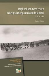 Dagboek van twee reizen in Belgisch Congo en Ruanda-Urundi (1957 en 1959)