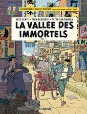 La vallée des immortels. Tome 1, Menace sur Hong Kong