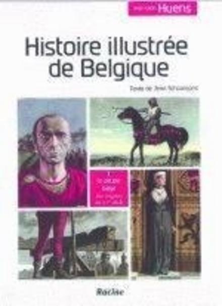 Histoire illustrée de Belgique