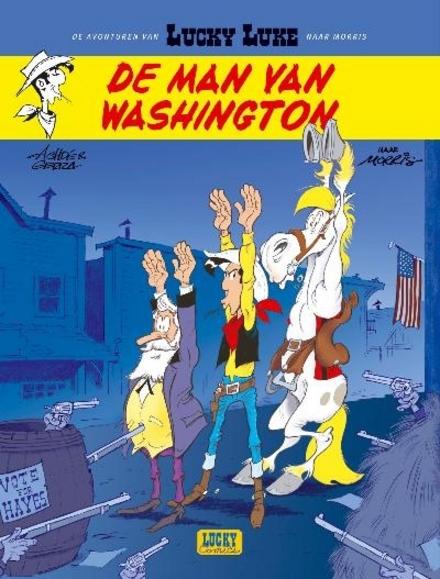 De man van Washington