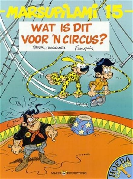 Wat is dit voor 'n circus ?