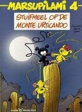Stuifmeel, op de Monte Urticando