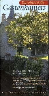 Karaktervolle gastenkamers in Belgie en Nederland : gids 2005 /2006