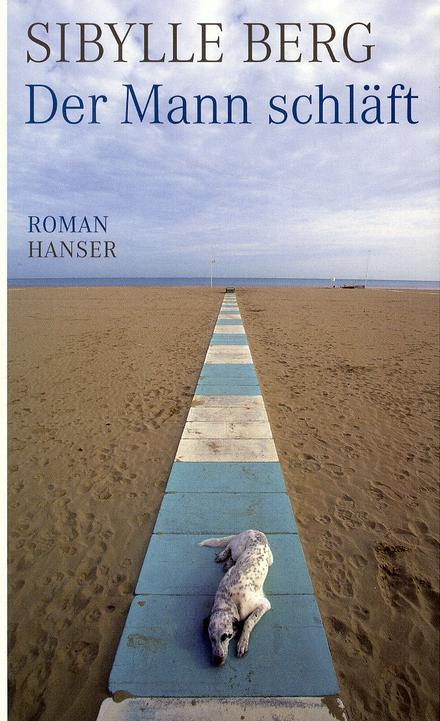 Der Mann schläft : Roman